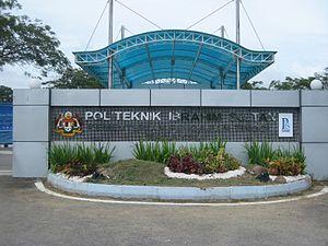 Pasir Gudang - PIS main Gate