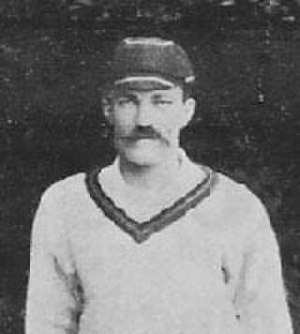 English cricket team in South Africa in 1905–06 - Percy Sherwell, who led the South African Test team