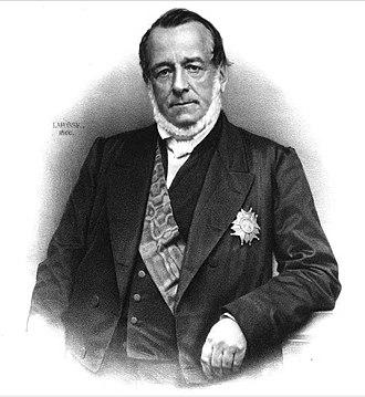 Paul Boudet - Paul Boudet as Minister