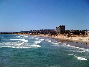 English: Pacific Beach in San Diego, California