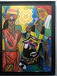 Paintings at Hyderabad airport 08.jpg