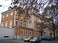 Palác Buquoyovský (Malá Strana), Praha 1, Velkopřevorské nám. 2, Malá Strana.JPG