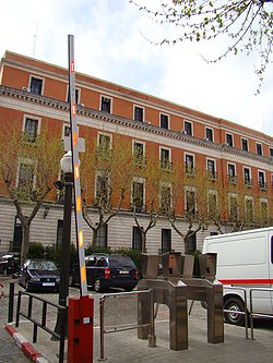 Palácio de Buenavista (Madrid)