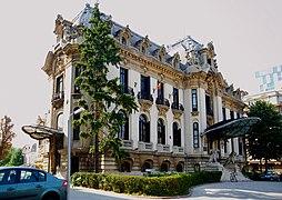 Palatul Cantacuzino, Calea Victoriei 141 (3)