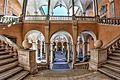 Palazzo Doria Tursi le due scalinate principali.jpg