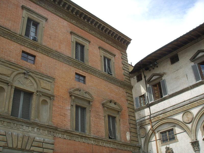 File palazzo budini gatti finestra jpg wikipedia - Persianas palacio ...