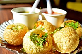 Image illustrative de l'article Panipuri