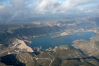 Tous, Valencia - Tous reservoir