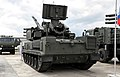 Pantsir-S1 (tracked) - Engineering Technologies 2012 -3.jpg