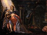 Paolo Veronese - Christ in the Garden of Gethsemane - WGA24847.jpg