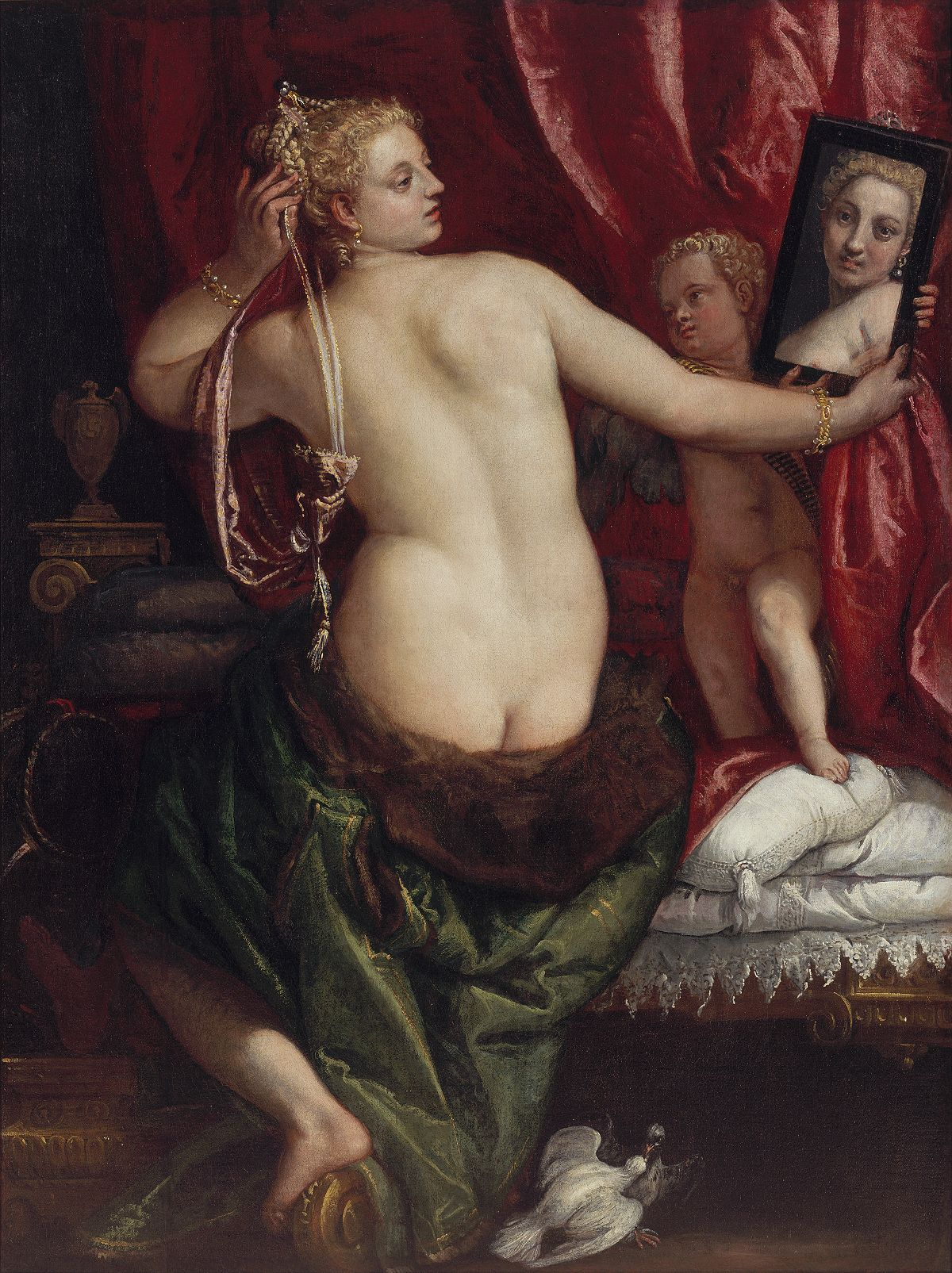 http://upload.wikimedia.org/wikipedia/commons/thumb/e/e9/Paolo_Veronese_-_Venus_with_a_Mirror.jpg/1200px-Paolo_Veronese_-_Venus_with_a_Mirror.jpg