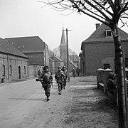 Paras hamminkeln 25 march 1945