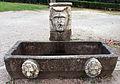 Parco di pratolino, fontana con mascherone 02.JPG