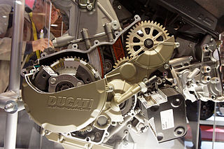 Ducati Superquadro engine Motor vehicle engine