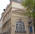 Paris - hôtel du Barry - façade sud.jpg