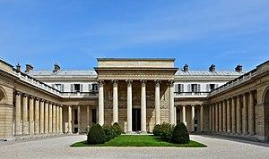 Palais de la Légion d'Honneur - Hôtel de Salm interior court