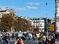 Paris sans voitures avant Notre-Dame, septembre 2015.jpg
