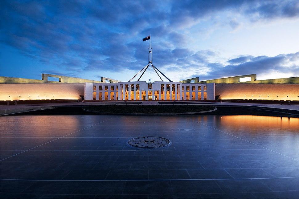 Parliament House Canberra NS