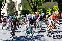 Paso del pelotón en la última etapa del Amgen Tour of California Women's 2017.jpg