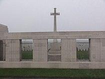 Passendale - Passchendaele New British Cemetery 6.jpg