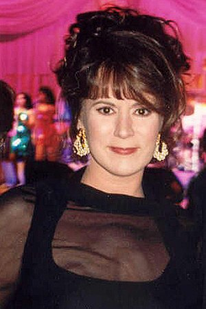 Patricia Richardson - Richardson after the 1994 Emmy Awards