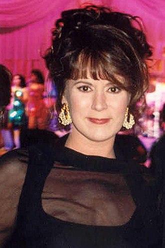 Patricia Richardson - Richardson after the 1994 Emmy Awards