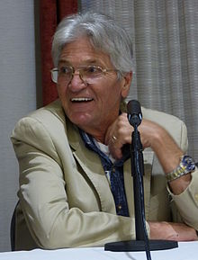 A photo of Paul Petersen in 2015.
