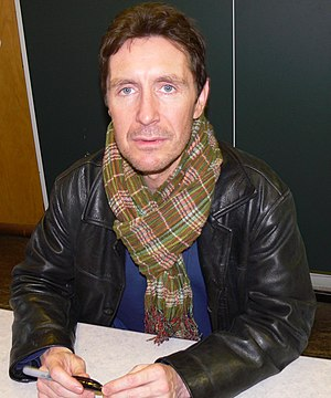 Doctor Who (2013 specials) - Paul McGann made his first on screen appearance as the Doctor since 1996