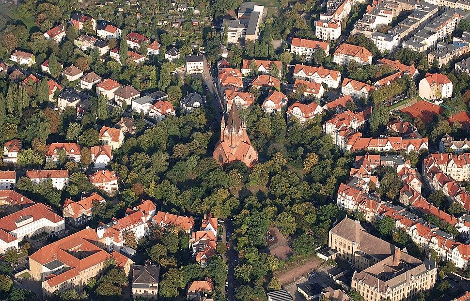 Paulusviertel Pauluskirche