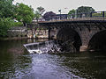 Pawtucket (Rhode Island, USA), Bridge over Blackstone River (Main Street) -- 2006 -- 4.jpg