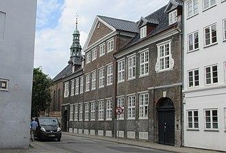 Listed buildings in Copenhagen Municipality - Image: Pbenrå 34