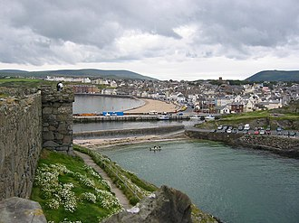 Peel, Isle of Man - Image: Peel isle of man
