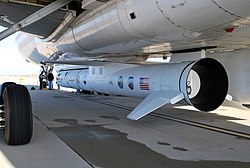 Pegasus XL IBEX 2008 Vandenberg Air Force Base, California.jpg