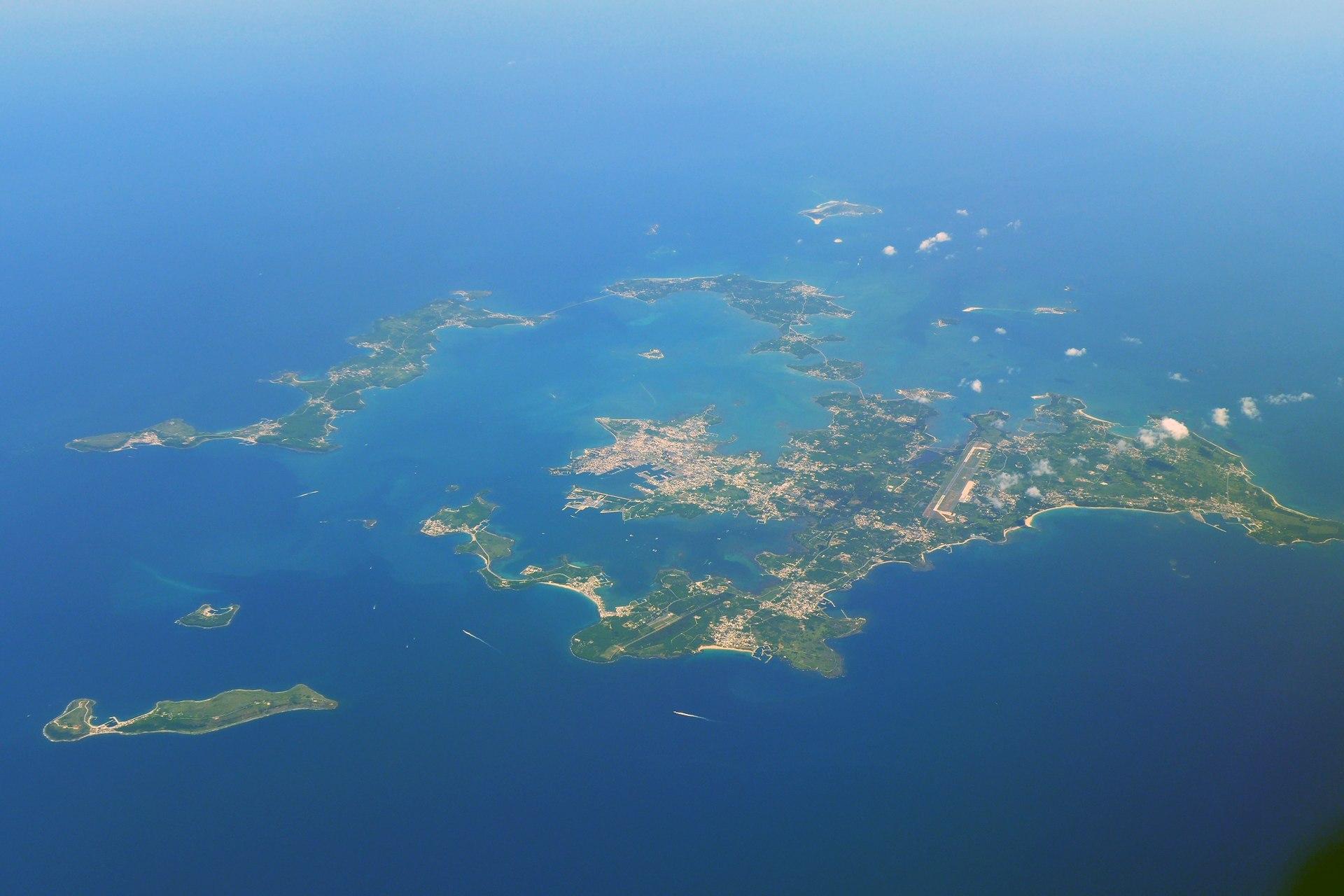 澎湖 空拍圖