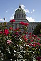 Pennsylvania State Capitol in Summer (25740410672).jpg