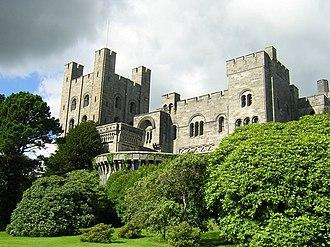 Thomas Hopper (architect) - Image: Penrhyn Castle geograph.org.uk 518944