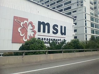 Management & Science University Private university in Malaysia