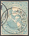 Peru Arequipa 1885 Sc3N25.jpg