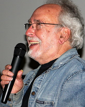 Peter S. Beagle - Beagle at a showing of The Last Unicorn in 2014