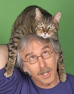 Peter Alsop with cat on head.jpg