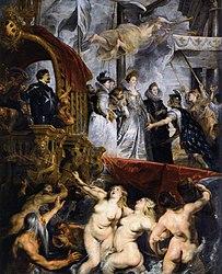 Peter Paul Rubens: The Disembarkation at Marseilles
