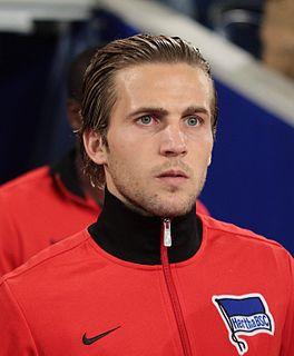 Peter Pekarík Slovak international football defender