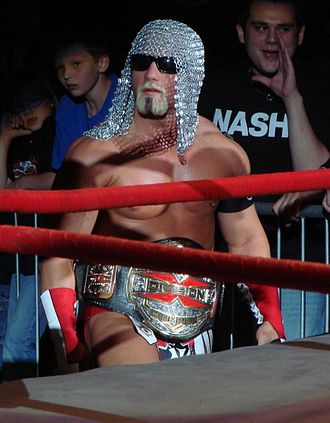 Victory Road (2004) - Petey Williams as TNA X Division Champion