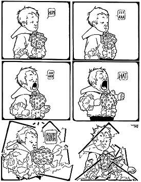 из фото комикс