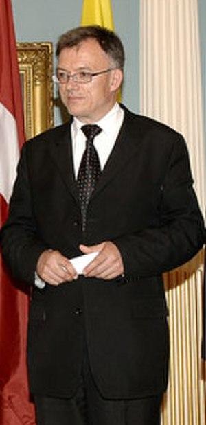 Petras Vaitiekūnas - Image: Petras Vaitiekūnas