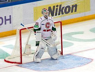 Petri Vehanen Finnish ice hockey player