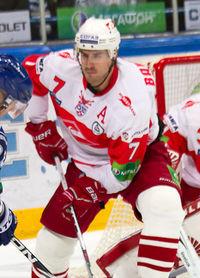 Petružálek, Kasutin, Baranka 2011-10-10 Amur—Spartak Moscow KHL-game.jpeg