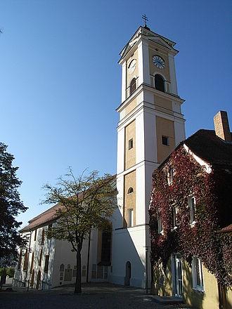 Bad Birnbach - Parish church in Bad Birnbach