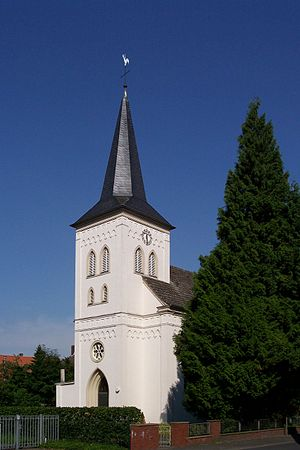 Lüdinghausen - Protestant Church