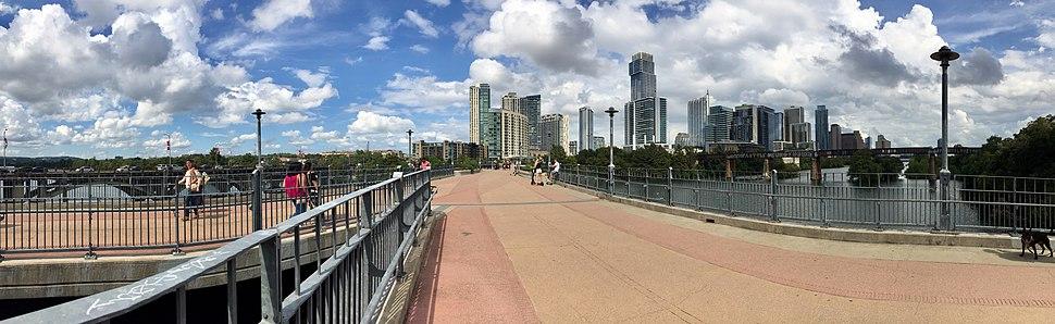 Pfluger Pedestrian Bridge